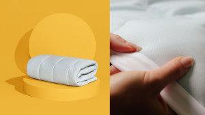 mattress pad with cooling technology