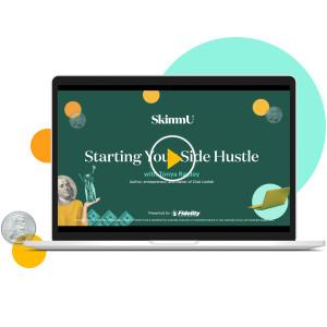 SkimmU: Starting Your Side Hustle Watch