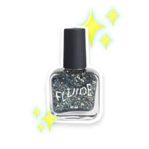 Fluide nail polish