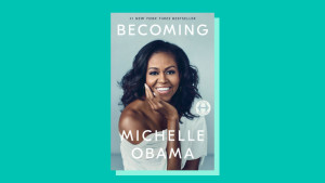 """Becoming"" Michelle Obama"