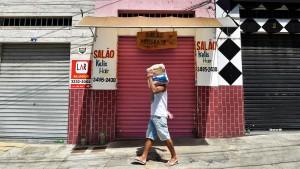 A street in Brazil