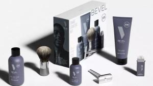 Bevel shaving set