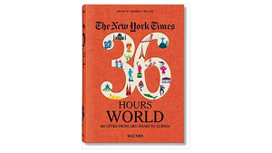 36 Hours travel book