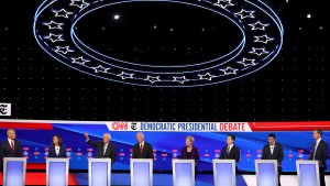 CNN/NYT Dem Debate