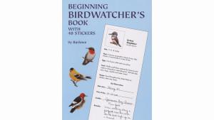 birdwatching book for beginners