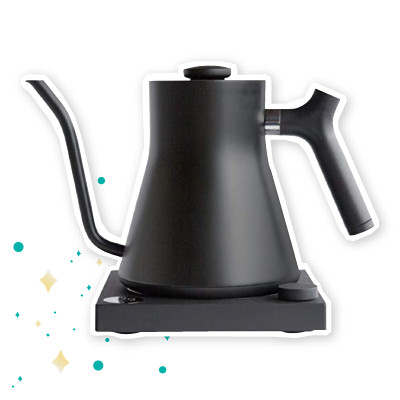 Amazon Fellow Electric Pour Over Kettle