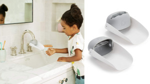 faucet extenders so your kids can reach the stream of water