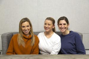 Danielle, Lo, Carly
