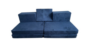 durable cushion play set that can double as a couch
