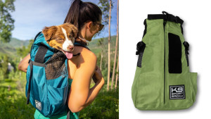 activity backpack for dogs, best for biking and hikes