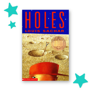 """Holes"" by Louis Sachar"