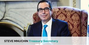 Steve Mnuchin Treasury Secretary