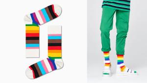 happy socks pride collection