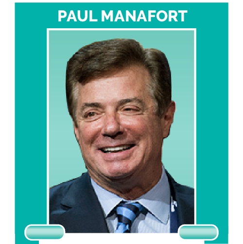 Paul Manafort is President Trump's former campaign manager