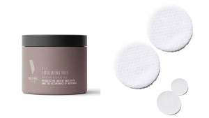 exfoliating pads that can help keep freshly shaven skin clean and free of razor bumps and ingrown hairs