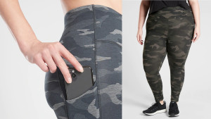 compressive leggings for workouts and runs