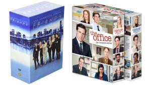 television series box sets