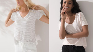 light t-shirt for lounging