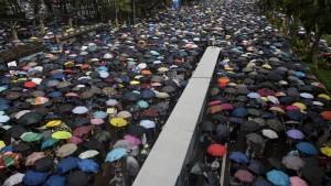Hong Kong Protests August 18