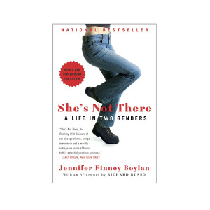 """She's Not There"" Jennifer Finney Boylan"