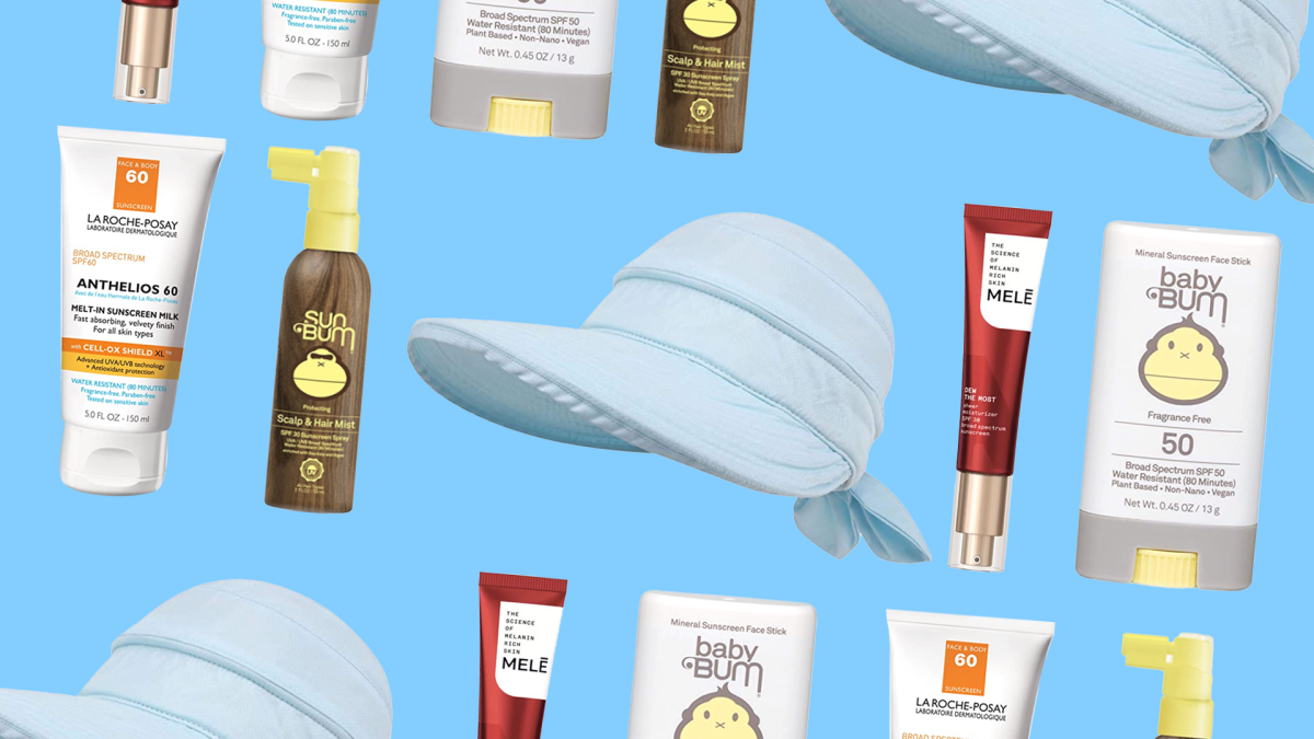 Sunscreen 101: What to Know, What to Buy, and How to Use It