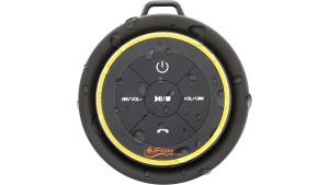 bluetooth waterproof speaker for the shower