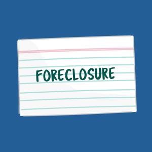 foreclosure FSL card