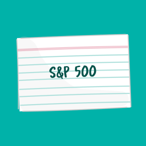S&P 500 card
