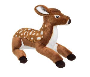 FAO Schwartz stuffed deer
