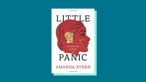 """""""Little Panic: Dispatches from an Anxious Life"""" by Amanda Stern"""
