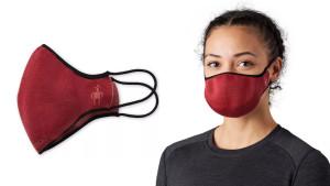 Merino wool face mask