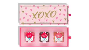 three-piece candy bento box