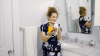 Ginger Zee with Coconut Oil Beauty Routine Video