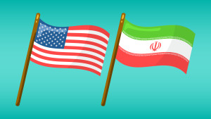 US-Iran header teal