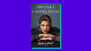 """Unfinished"" by Priyanka Chopra Jonas"