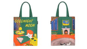 """""""Goodnight Moon"""" reusable tote"""