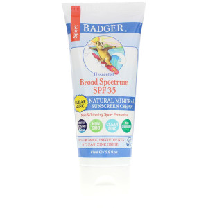 Clear Zinc Sport Sunscreen SPF35