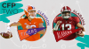 TheSkimm x ESPN CFP - Alabama and Clemson