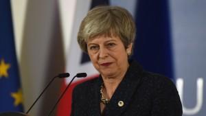 Theresa May, 3-28-19