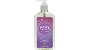 hypoallergenic hand soap made in carbon neutral factories