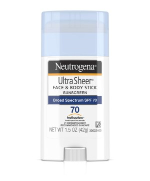 Neutrogena's Face and Body Stick Sunscreen