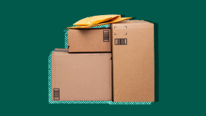 Delivered packages