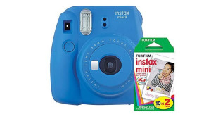 Instant camera and film