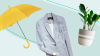 Blazer, Plant, Umbrella