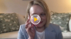 Elisabeth Moss with Play Button