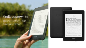kindle paperwhite reading device