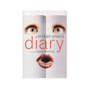 """Bridget Jones's Diary"" by Helen Fielding"