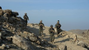 Afghan military operations