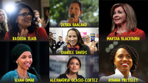 Incoming female lawmakers to watch 2018