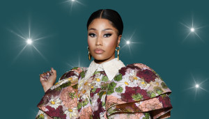 Nicki Minaj image for Pop Cultured podcast